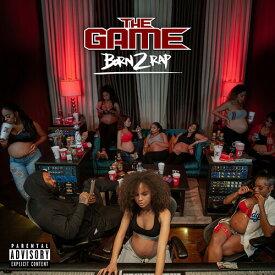 【輸入盤CD】【ネコポス送料無料】The Game / Born 2 Rap 【K2020/3/6発売】(ザ・ゲーム)