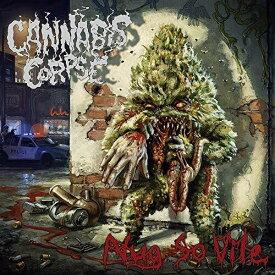 【輸入盤CD】Cannabis Corpse / Nug So Vile【K2019/11/1発売】【★】