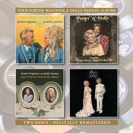 【輸入盤CD】【ネコポス送料無料】Porter Wagoner/Dolly Parton / We Found It/Porter N Dolly/Say Forever You'll【K2020/5/1発売】(ポーター・ワゴナー&ドリー・パートン)