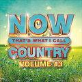 【輸入盤CD】【ネコポス送料無料】VA/NowCountry13(アメリカ盤)【K2020/6/5発売】