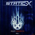 【輸入盤CD】Static-X/ProjectRegeneration1【K2020/7/10発売】
