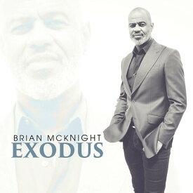 【輸入盤CD】Brian McKnight / Exodus【K2020/6/26発売】(ブライアン・マックナイト)