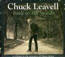 【輸入盤CD】Chuck Leavell / Back To The Woods: Tribute To Pioneers Of Blues (チャック・リーヴェル)