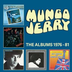 【輸入盤CD】Mungo Jerry / Albums 1976-1981 (Box) 【K2018/6/29発売】(マンゴ・ジェリー)