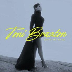 【輸入盤CD】Toni Braxton / Spell My Name【K2020/8/28発売】(トニー・ブラクストン)