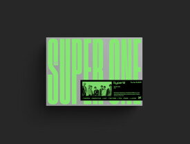 【輸入盤CD】SuperM / Superm The 1st Album Super One (One Ver.)【K2020/9/25発売】(スーパーエム)