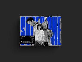 【輸入盤CD】SuperM / Superm The 1st Album Super One (Unit B Ver. Lucas & Baehkyun & Mark)【K2020/9/25発売】(スーパーエム)