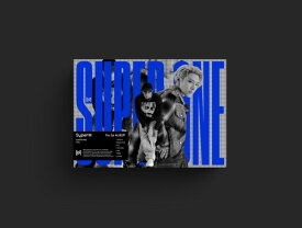 【輸入盤CD】SuperM / Superm The 1st Album Super One (Unit C Ver. Kai & Ten)【K2020/9/25発売】(スーパーエム)【★】