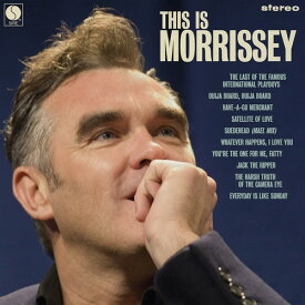 【輸入盤CD】Morrissey / This Is Morrissey 【K2018/8/31発売】(モリッシー)