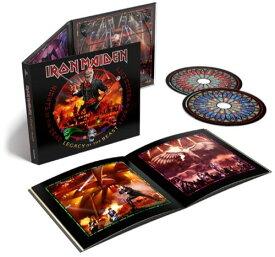 【輸入盤CD】Iron Maiden / Night Of The Dead, Legacy Of The Beast: Live In Mexico City【K2020/11/20発売】(アイアン・メイデン)