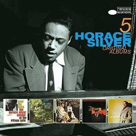 【輸入盤CD】Horace Silver / 5 Original Albums (Box) 【K2018/8/31発売】(ホレス・シルヴァー)