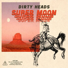 【輸入盤CD】 Dirty Heads / Super Moon 【K2019/8/9発売】