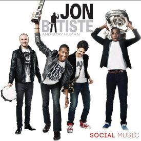 【輸入盤CD】Jon Batiste & Stay Human / Social Music