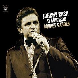 【輸入盤CD】Johnny Cash / At Madison Square Garden【K2019/9/13発売】(ジョニー・キャッシュ)