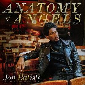 【輸入盤CD】 Jon Batiste / Anatomy Of Angels: Live At The Village Vanguard 【K2019/8/2発売】