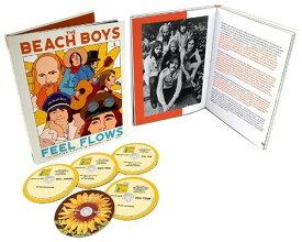 【輸入盤CD】Beach Boys / Feel Flows -The Sunflower & Surf'S Up Sessions 1969-1971 [5CD Box Set]【K2021/8/27発売】(ビーチ・ボーイズ)