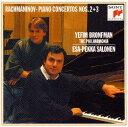 【メール便送料無料】ラフマニノフ:ピアノ協奏曲第2番,第3番 ブロンフマン(P) サロネン / PO[CD]