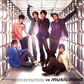 【国内盤CD】V6 / musicmind