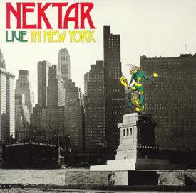【国内盤CD】【ネコポス送料無料】ネクター / ライヴ・イン・ニューヨーク[2枚組]