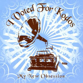 【国内盤CD】【ネコポス送料無料】アイ・ヴォーテッド・フォー・コドス / マイ・ニュー・オブセッション