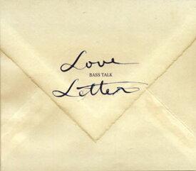 【国内盤CD】【ネコポス送料無料】Yoshio Suzuki BASS TALK / Love Letter