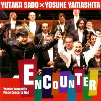 "Yosuke Yamashita: Piano concerto first ""encounter"" / ""bolero of Yosuke Yamashita"" Yosuke Yamashita (P) Yutaka Sado / Italian national broadcast so.[CD]"