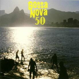 【国内盤CD】ボサ・ノヴァ50[2枚組]