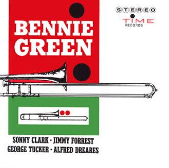 贝尼·绿色的/贝尼·绿色·有·索尼·克拉克[CD]