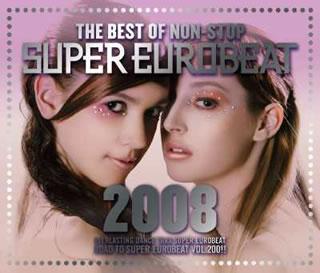 【メール便送料無料】ザ・ベスト・オブ・ノンストップ スーパーユーロビート 2008[CD][2枚組]