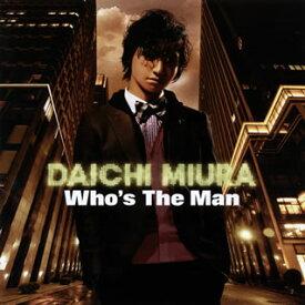 【国内盤CD】DAICHI MIURA / Who's The Man