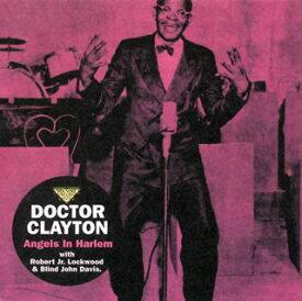 【国内盤CD】ドクター・クレイトン / エンジェルズ・イン・ハーレム
