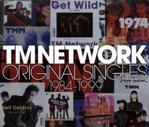 【国内盤CD】TM NETWORK / TM NETWORK ORIGINAL SINGLES 1984-1999[3枚組]