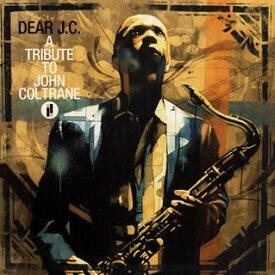 【国内盤CD】ディアJ.C.〜トリビュート・トゥ・ジョン・コルトレーン