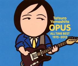 【国内盤CD】 山下達郎 / OPUS 〜ALL TIME BEST 1975-2012〜[3枚組]