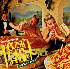【国内盤CD】GHOST COMPANY / PUNK EATS J-POP -THE BEST STYLE-