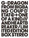 【送料無料】 G-DRAGON(from BIGBANG) / COUP D'ETAT [CD+DVD][3枚組][初回出荷限定盤]【J2013/8/14発売】...