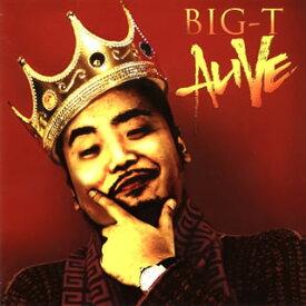 【国内盤CD】【ネコポス送料無料】BIG-T / ALIVE