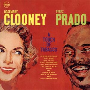 【国内盤CD】ローズマリー・クルーニー&ペレス・プラード / タバスコの香り