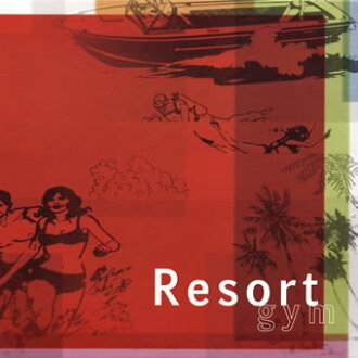 gym(后藤次利&山木秀夫)/Resort[CD]