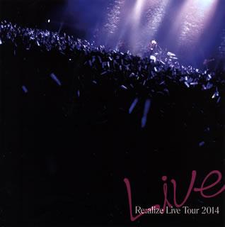 【メール便送料無料】りょーくん / Re:alize Live Tour 2014[CD]