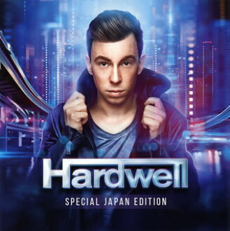 Hardwell/HARDWELL-SPECIAL JAPAN EDITION-[CD]