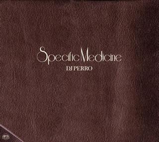 【メール便送料無料】DJ PERRO / Specific Medicine[CD]