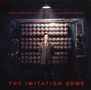 【国内盤CD】【ネコポス送料無料】「イミテーション・ゲーム」オリジナル・サウンドトラック / アレクサンドル・デスプラ