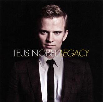 Toes Nobel / Legacy [CD]