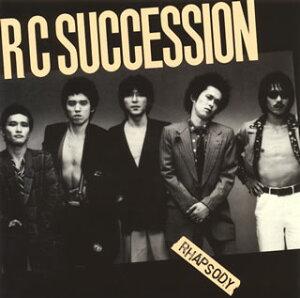 【国内盤CD】【ネコポス送料無料】RCサクセション / RHAPSODY
