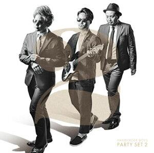 【国内盤CD】HAMBURGER BOYS / PARTY SET2