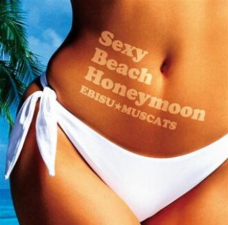 财神爷★masukattsu/Sexy Beach Honeymoon[CD+DVD][2张组][初次发货限定版B]