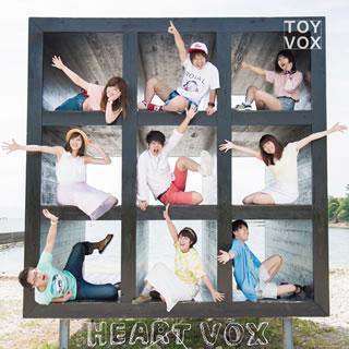 【メール便送料無料】TOY VOX / HEART VOX [CD]【J2016/8/24発売】