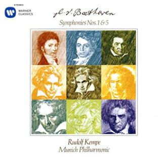 Beethoven:교향곡 제 1번・ 제5번 「운명」켄페/뮌헨 po. 타[CD]