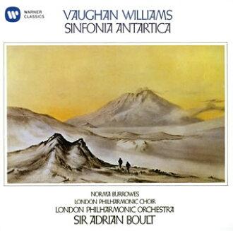 보・윌리암스:남극 교향곡(교향곡 제 7번) 볼트/ LPO[CD]